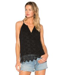 Joie - Black Ember Cami - Lyst