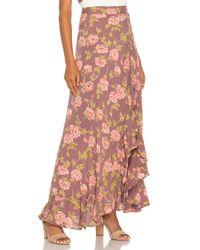 Flynn Skye Multicolor Monica Maxi Skirt