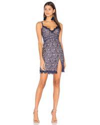 StyleStalker Multicolor Adelie Mini Dress