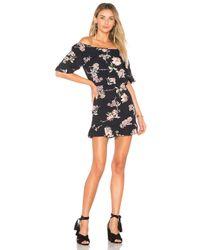 Flynn Skye Black Kristina Mini Dress