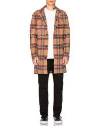 Zanerobe NY Melton Coat in Multicolor für Herren