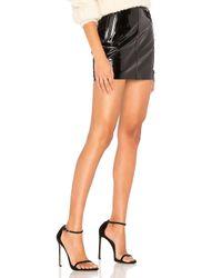 Lamarque Black Haze Skirt