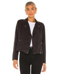 Rails Black Moto Jacket