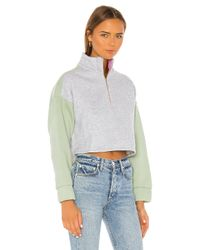 LPA Gray Teagan Sweatshirt