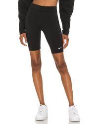 Nike Black Nsw Essential Bike Short