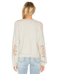 NSF Gray Farah Sweatshirt
