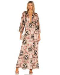 MISA Los Angles Bardot ドレス. Size S. Pink