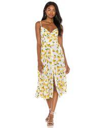 Yumi Kim Yellow Pretty Woman Dress