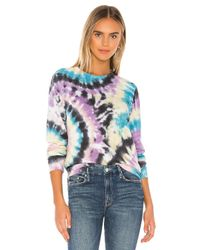 Sweat The Hugger Mother en coloris Purple