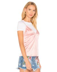 Lovers + Friends Multicolor X Revolve Two In One T