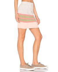 MINKPINK Pink Market Skirt