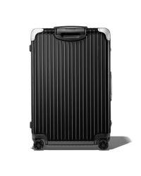 メンズ Rimowa Hybrid Check-in L Black