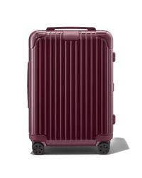 Rimowa Essential Cabin Purple