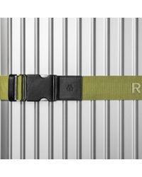 メンズ Rimowa スーツケースベルト Sサイズ Multicolor