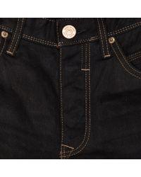 River Island Black Clint Bootcut Jeans for men