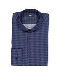 BOSS by Hugo Boss Blue Jason Shirt for men