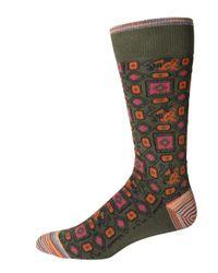 Robert Graham - Black Cardenas Socks - Lyst