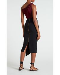 Roland Mouret - Black Buneston Skirt - Lyst