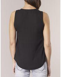 Desigual Poaldaor Women's Vest Top In Black