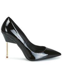 KG by Kurt Geiger Full-court-metal-heel-black Heels