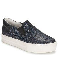 Ash Black Jam Slip-ons (shoes)