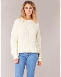 Betty London - White Heppine Sweater - Lyst