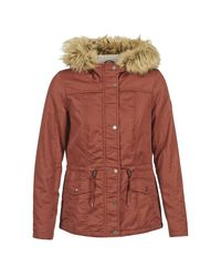 ONLY Red Kate Parka