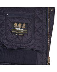 Barbour Multicolor Quilt Flyer Jacket for men