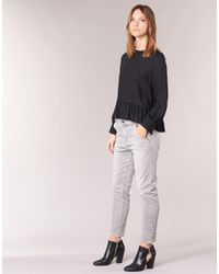DIESEL Gray Fayza Evo Boyfriend Jeans