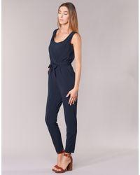 Esprit - Montolia Women's Jumpsuit In Blue - Lyst