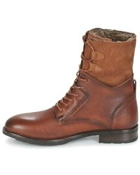 Sebago Brown Laney Lace Boot Low Ankle Boots
