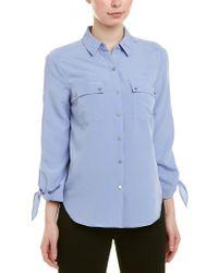 Jones New York Blue Shirt