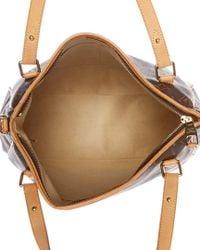 Louis Vuitton Brown Monogram Canvas Estrela Mm