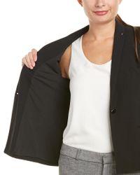 T Tahari - Black Jacket - Lyst