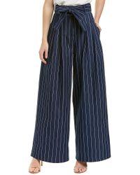 Gracia Blue Pant