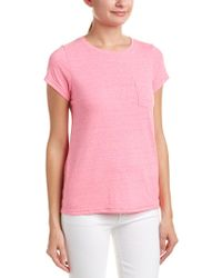Joules - Pink Top - Lyst
