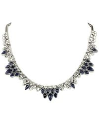 Stephen Webster - Metallic Silver 16.66 Ct. Tw. Necklace - Lyst