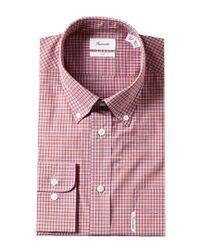 Façonnable Red Club Fit Dress Shirt for men