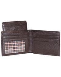 Dopp Multicolor Soho Rfid I.d. Leather Thinfold for men