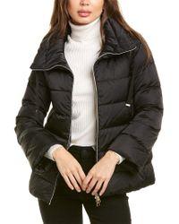 Herno Black Short Down Jacket