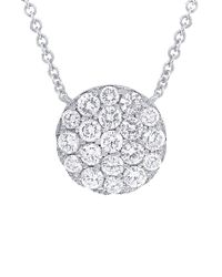 Diana M - Multicolor . Fine Jewelry 14k 0.99 Ct. Tw. Diamond Necklace - Lyst