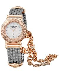 Charriol - Metallic Women's St Tropez Watch - Lyst