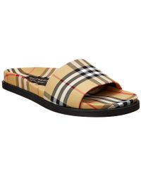 Burberry Brown Sandal for men