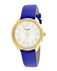 Kate Spade Multicolor Women's Crosstown Watch