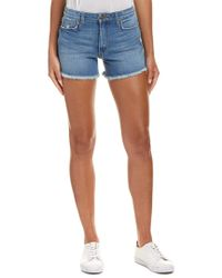 Joe's Jeans Blue Easy Fit Rory High-rise Short