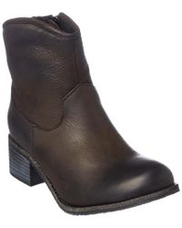 Antelope - Black 365 Leather Bootie - Lyst