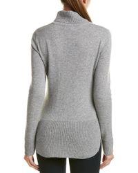 Forte - Multicolor Cashmere Sweater - Lyst