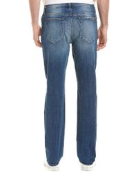 Joe's Jeans Blue Brixton Butler Straight And Narrow Cut for men