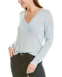 360cashmere Green Alexandria Cashmere Sweater