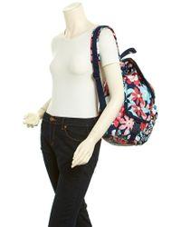 LeSportsac Gray Voyager Backpack